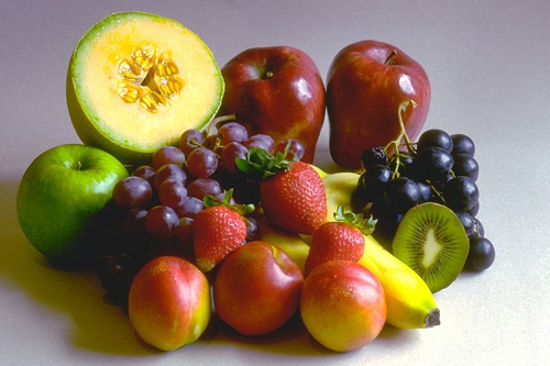 Organic Fruits for a Healthy Life